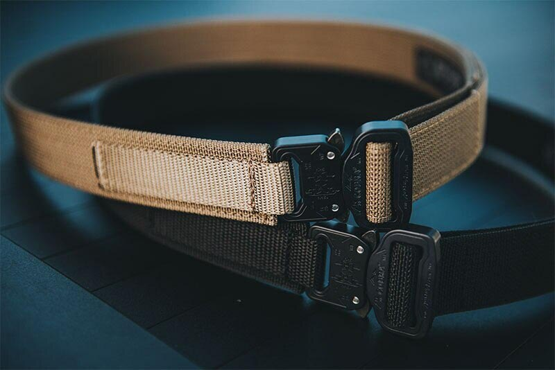 Vedder Holsters Corba Gun Belt